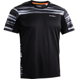 Salming Motion Running T-shirt Men grey/black